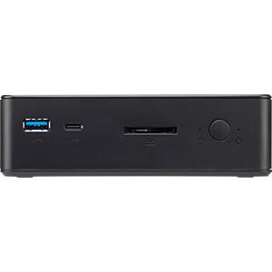 Barebone PC, XPC nano NC03U7 SHUTTLE PFB-NC03U701