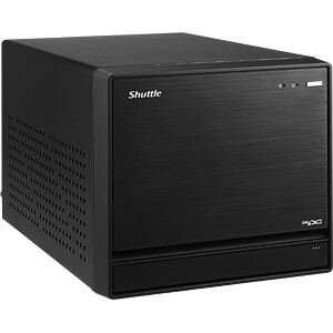 Barebone PC, XPC cube SZ270R8 SHUTTLE PC-SZ270R811