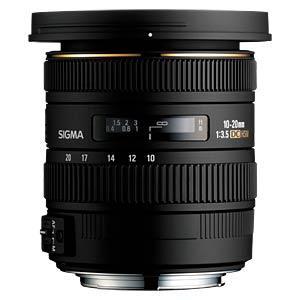 Objektiv, Foto, 10-20mm, F3.5 EX DC HSM, Canon SIGMA 202954