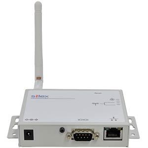 Geräteserver, 1x RS-232C, 1x seriell SILEX TECHNOLOGIE DS-320AN