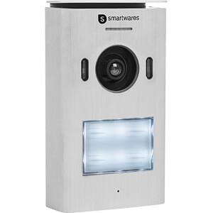 Video-Türsprechanlage für 1 Wohneinheit SMARTWARES DIC-22212