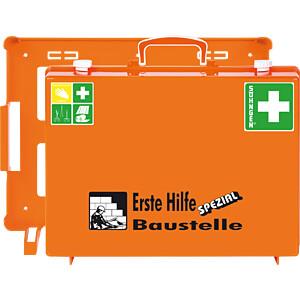 SNG 0360101 - Erste-Hilfe SPEZIAL MT-CD Baustelle