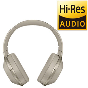 Hi-Res-Audio-Kopfhörer, Over-Ear, Noise Cancelling, Bluetooth SONY MDR1000XC.CE7