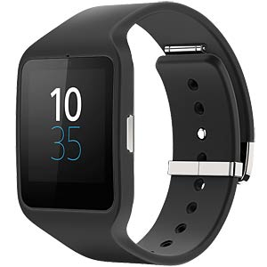 Sony SmartWatch 3 SWR50, black SONY 1287-4372