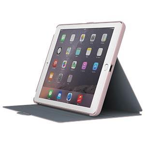 HardCase pink/grau iPad Air 1/2 SPECK 70873-C116