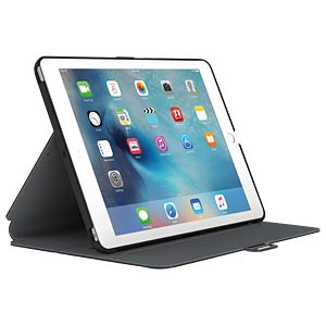 Schutzhülle, iPad Pro 9.7, iPad Air 2, Hardcase, schwarz/grau SPECK 77233-B565