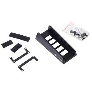 SilverStone Thin Mini-ITX Petit PT13, black SILVERSTONE SST-PT13B