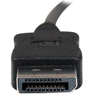Aktives DisplayPort-Kabel, DP-Stecker > DP-Stecker, 10 m STARTECH.COM DISPL10MA