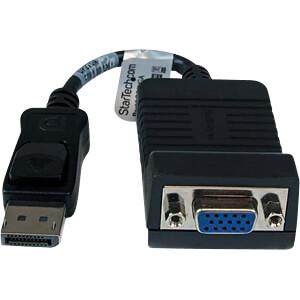 Adapter Displayport Stecker > VGA Buchse STARTECH.COM DP2VGA