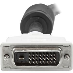 DVI-D Dual Link Kabel - Stecker/Stecker 1,8 m STARTECH.COM DVIDDMM6
