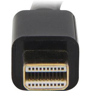 Kabel mini DisplayPort Stecker > HDMI Stecker, 2 m STARTECH.COM MDP2HDMM2MB