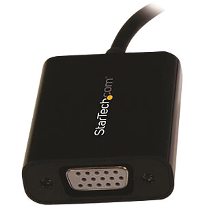DisplayPort Adapter, mini DP Stecker auf VGA Buchse STARTECH.COM MDP2VGA2
