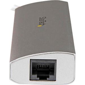 USB 3.0 Hub 3 Port + Gigabit Ethernet STARTECH.COM ST3300G3UA