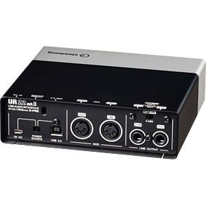 Audio Interface mit 2x D-PRE & 192 kHz Support STEINBERG