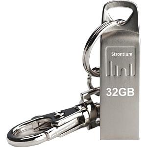 USB Stick, USB 2.0, 32 GB, Basic Ammo STRONTIUM SR32GSLAMMO