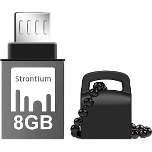 USB Stick, USB 3.0, 8 GB, Nitro OTG STRONTIUM SR8GBBOTG2Z