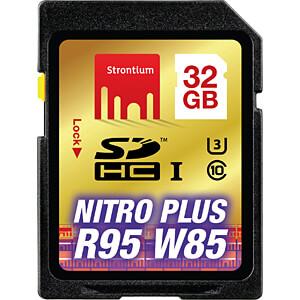 SDHC-Speicherkarte 32GB, Strontium Class 10 STRONTIUM SRP32GSDU1
