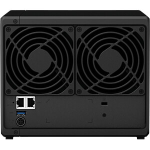NAS-Server DiskStation DS418play 12 TB HDD SYNOLOGY