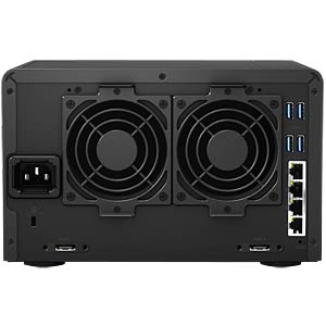 DiskStation DS1515+, 5x (2,5er) oder (3,5er) SYNOLOGY DS1515+