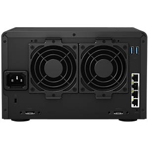 DiskStation DS1515 inclusive 5x 5 TB HDD SYNOLOGY