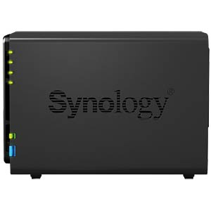 DiskStation DS216+II inklusive 2x 4TB HDD SYNOLOGY