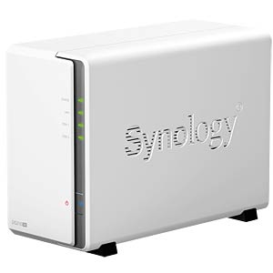 "DiskStation DS216se, 2x6,4cm(2,5"")o.8,9cm(3,5"") SYNOLOGY DS216SE"