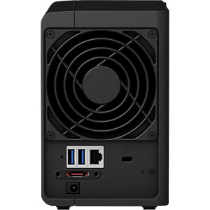 NAS-Server DiskStation DS218+ 8 TB HDD SYNOLOGY