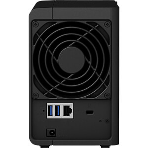 NAS-Server DiskStation DS218 4 TB HDD SYNOLOGY