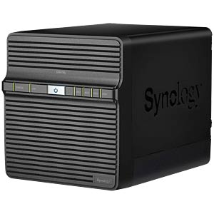 "DiskStation DS416j, 4x6,4cm(2,5"")o.8,9cm(3,5"") SYNOLOGY DS416J"