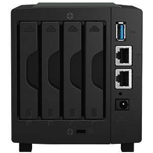 "DiskStation DS416slim, 4x 6,4cm (2,5"") SYNOLOGY"