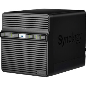 NAS-Server DiskStation DS418j 24 TB HDD SYNOLOGY