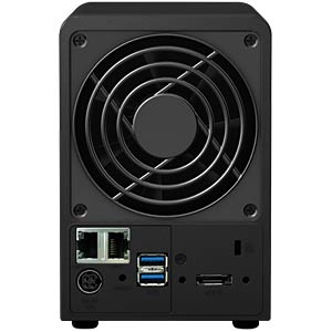 "DiskStation DS716+II, 2x 6.4 cm (2.5"") or 8.9 cm (3.5"") SYNOLOGY DS716+II"
