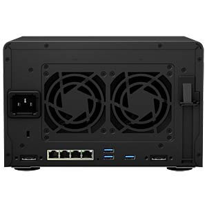 NAS-Server DiskStation DS1517+ (8GB) 50 TB HDD SYNOLOGY