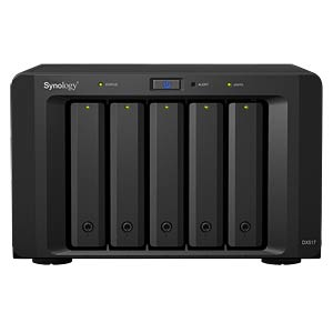 NAS-Server DiskStation DX517 - Erweiterung SYNOLOGY DX517