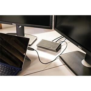 Dockingstation/ Port Replicator, USB 3.0, Laptop TARGUS DOCK120EUZ