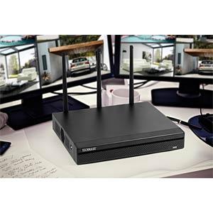 Netzwerk-Videorekorder 4-Kanal TECHNAXX 4607