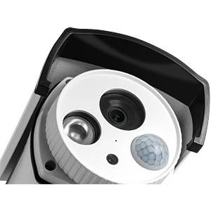 Netzwerk-Videorekorder, Set inkl. einer Kamera TECHNAXX 4642