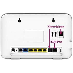 WLAN Router 2.4/5 GHz 1300 MBit/s TELEKOM W922V