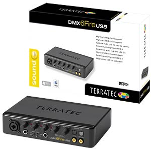TerraTec DMX 6fire USB TERRATEC 10546