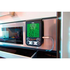 Grill-Braten-/Ofenthermometer, digital TFA DOSTMANN 14.1512.01