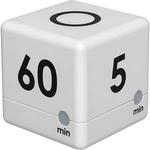 TFA 38203202 - Digitaler Würfel-Timer