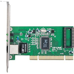 PCI network interface card - 10/100/1000 Mbit/s TP-LINK TG-3269