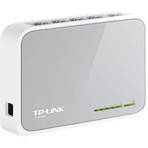 5-port Fast Ethernet desktop switch TP-LINK TL-SF1005D