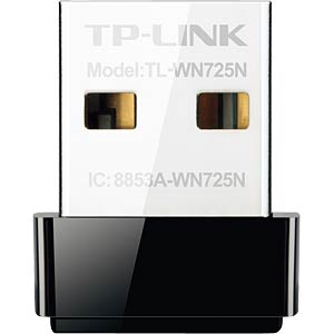 WLAN-Adapter, USB, 150 MBit/s TP-LINK TL-WN725N