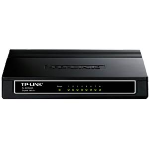 8-port Gigabit desktop switch TP-LINK TL-SG1008D