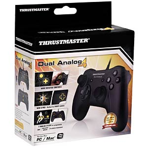 Gamepad ThrustMaster Dual Analog THRUSTMASTER 2960737