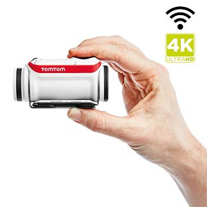 Actionkamera mit 4k (Base Pack) TOMTOM 1LB0.001.00