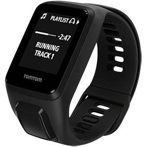 Smartwatch, TomTom Spark 3, L, schwarz TOMTOM 1RL0.002.00