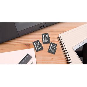 TOS M203K0160EA - MicroSDHC-Speicherkarte M203 16GB