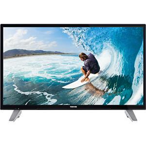 Hotel-TV, 81cm/32, DVB-T2/C/S2, EEK A+ TOSHIBA TD-H32363G